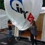 IKK BB Helium Sky Ballon