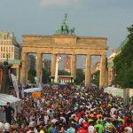 Berliner Firmenlauf 2016 Straße des 17. Juni